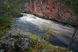 Oulanka National Park: Kiutaköngäs