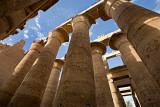 Karnak Temple: Great Hypostyle Hall