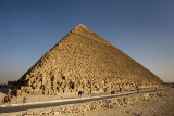 Giza: Pyramid of Cheops