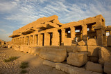 Karnak Temple: The Central Courtyard and the Festival Hall of Tuthmosis III