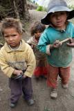 Kids from Huaripampa Valley
