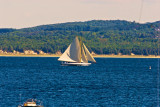 Buzzards Bay 30 Sailboat