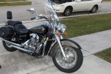 For Sale Vance and Hines Loud as Hell Pipes-now gone I went back to stock muffler