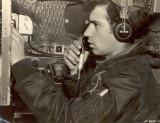 Radio Operator George Portoukalian