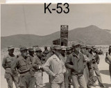 K53 in Korea in 1952