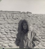Cold Winter at K16 in 1953