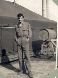 George Portoukalian Processing in via Japan 1952