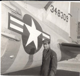 George Portoukalian and Gypsy C47  1952