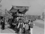 Korean Funeral 1952