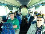 Let's go bussey....On the way to Graceland.