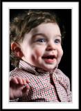 Zachary at 1 year