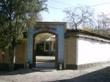 Entrance to Hodja Nasruddin restaurant