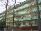 A block of Soviet era flats
