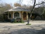 The courtyard of the Hodja Nasruddin