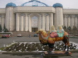 National Museum plus mandatory camel