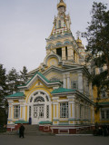 Entrance to Zhenkov Cathedral
