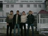 The Caspian lads