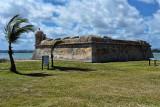 Fortin de San Juan de la Cruz, Isla de Cabras