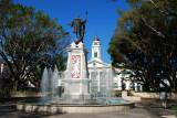 Mayaguez: Plaza and City Hall