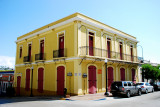 Mayaguez: Typical building