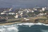 Aerial view of Capitol Building, San Juan, PR