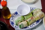 1/26/2010  Grilled Pork Fresh Spring Rolls