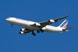 3/13/2010  Air France Airbus A340-313X F-GLZN