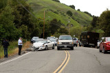 3/31/2010  Accident on Crow Canyon Road