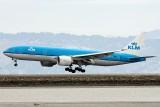 6/4/2010  KLM - Royal Dutch Airlines Boeing 777-206/ER PH-BQH