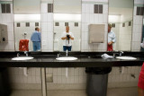 Men's room at Oakland Airport