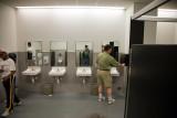Men's room at StarCenter