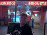 Café Beignet in New Orleans Musical Legends Park