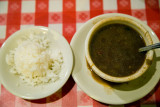 Seafood Gumbo at Mulate's