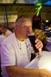 Enjoying my Ale at Landry's