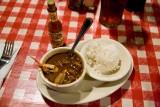 Seafood Gumbo at Prejean's