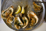 1/2 Dozen Chargrilled Oysters