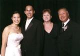 Cassie, Adam, Gail and Elliot