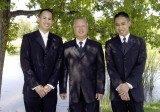 Adam, Elliot and Eric