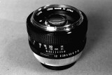 Old photos of cameras and lenses