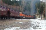 Mid-Train DPU's West Portal