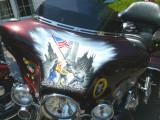 Harley decoration