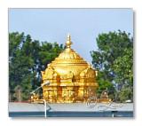 Aanandanilayam-Golden Dome