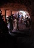 Cave View: Lalibela
