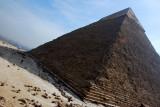 Pyramid at an Angle