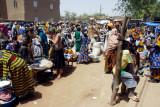 Market Scene: Djenne