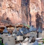 Fairy Huts of the Dogon
