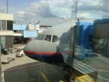 On my way to USA
