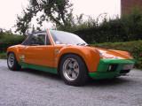 Dr. Dirk Baumann (Germany) 72' Porsche 914-6 GT Project - sn 914.243.0079