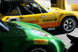 Factory Built 914-6 GT Race Cars