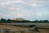 Ulverstone Beach, looking west